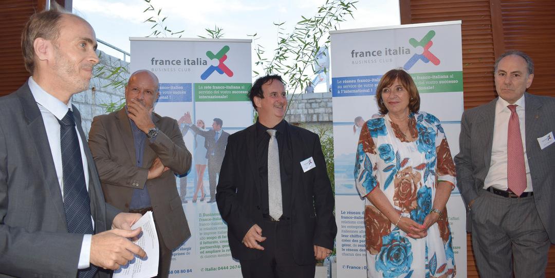 Page 14 of Una rete business italo-francese in Costa Azzurra