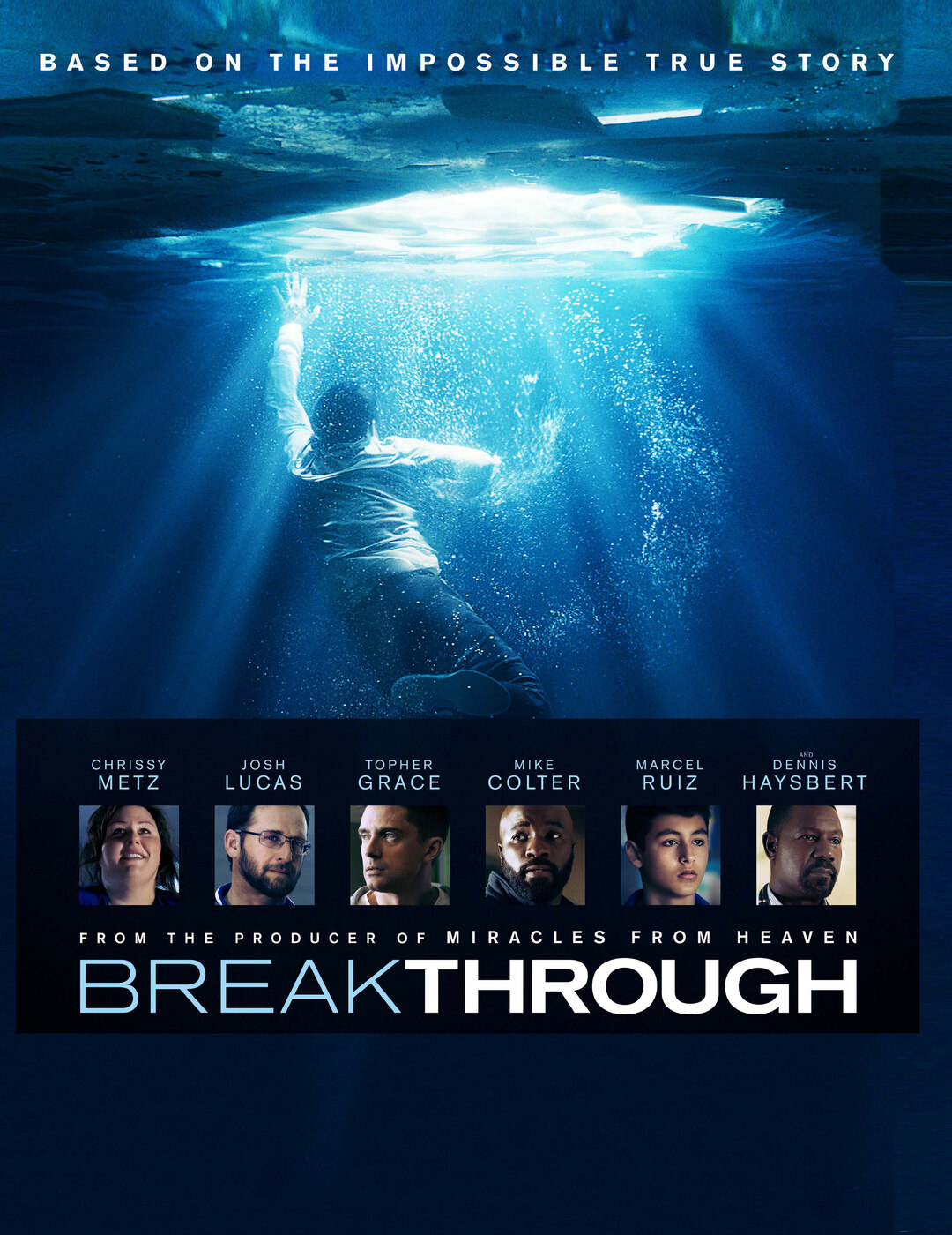 Page 14 of Breakthrough the Movie: Exclusive Interview with Pastor Jason Noble