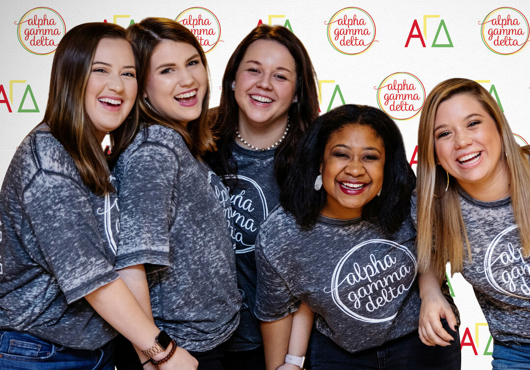 Page 14 of New Brand: Alpha Gam Gets a Makeover