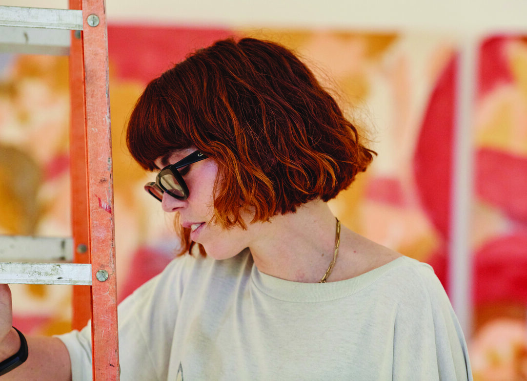 Read story: Grouplove's Hannah Hooper: The Colors of Oblivion