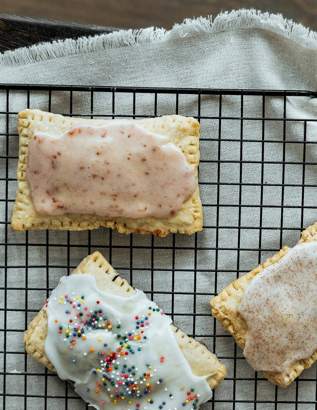 Read story: Vegan Pop-Tarts