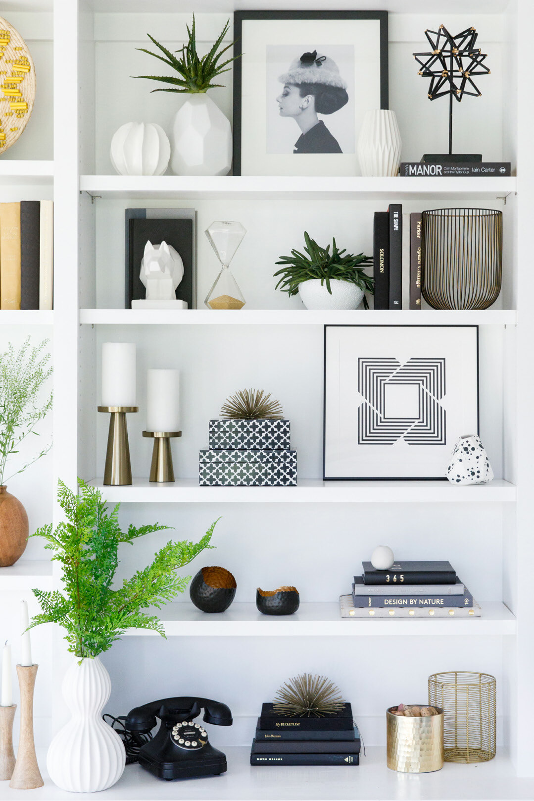 Page 22 of How to Style Your Bookshelves