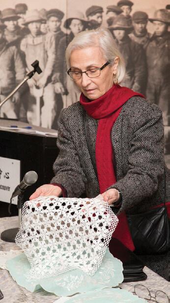 Page 45 of Volunteer Spotlight: Filomena Picciano