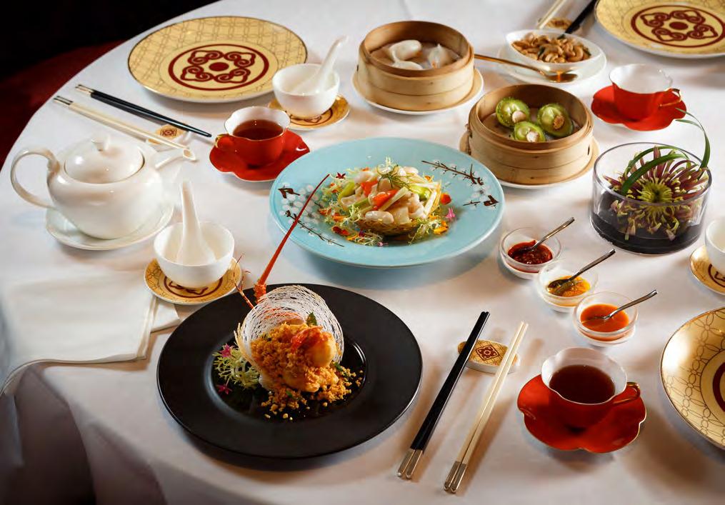 Page 64 of Shangri-la 10 Year Anniversary Dinner