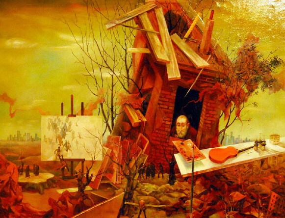 Page 32 of Vladimir Ryklin: Russian Master Artist