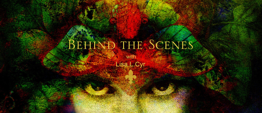 Page 4 of Behind the Scenes with Lisa Cyr