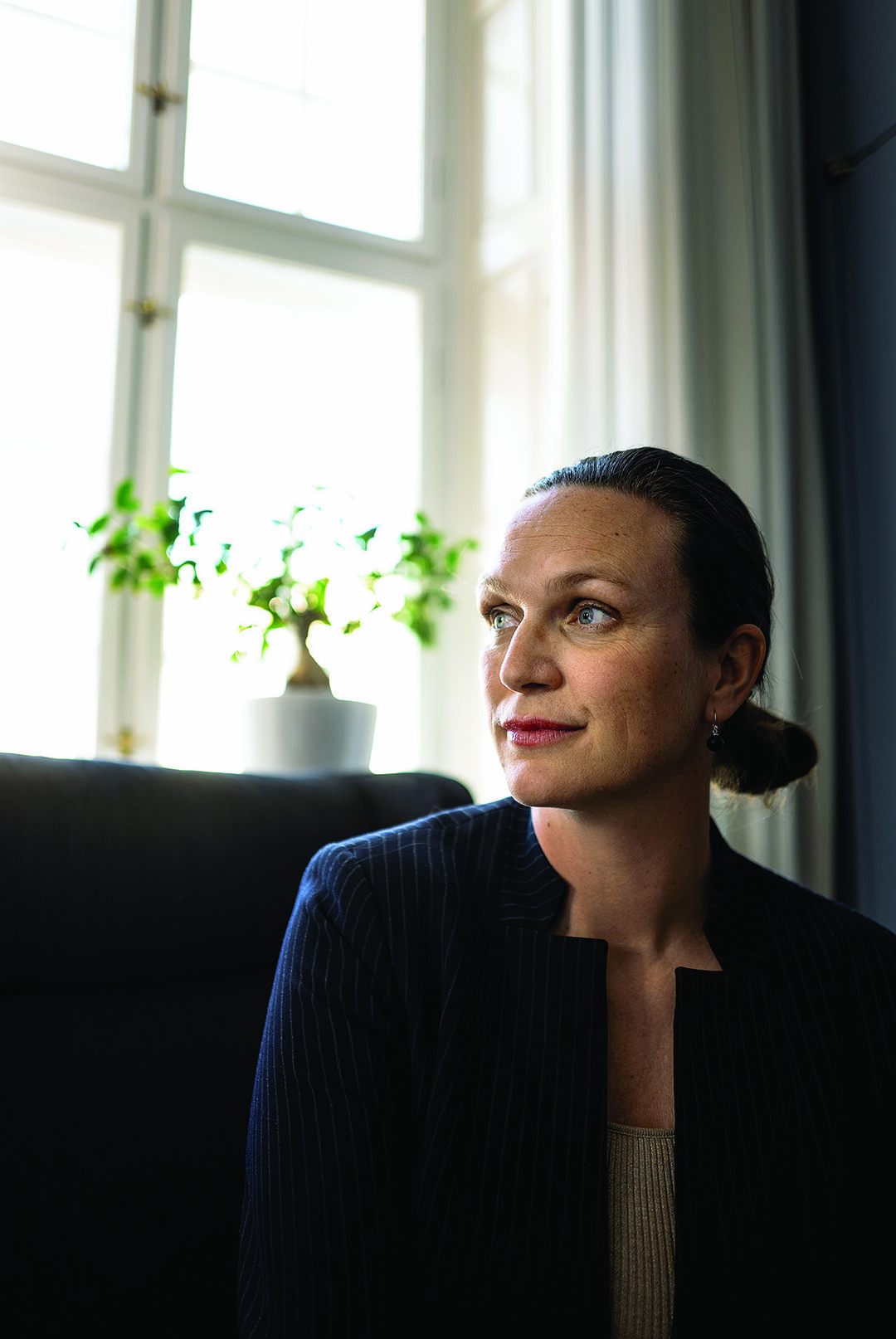 Page 4 of Interview med Merete Riisager