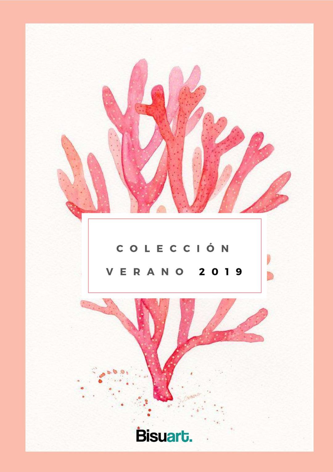 Page 1 of Colección Marina verano 2019