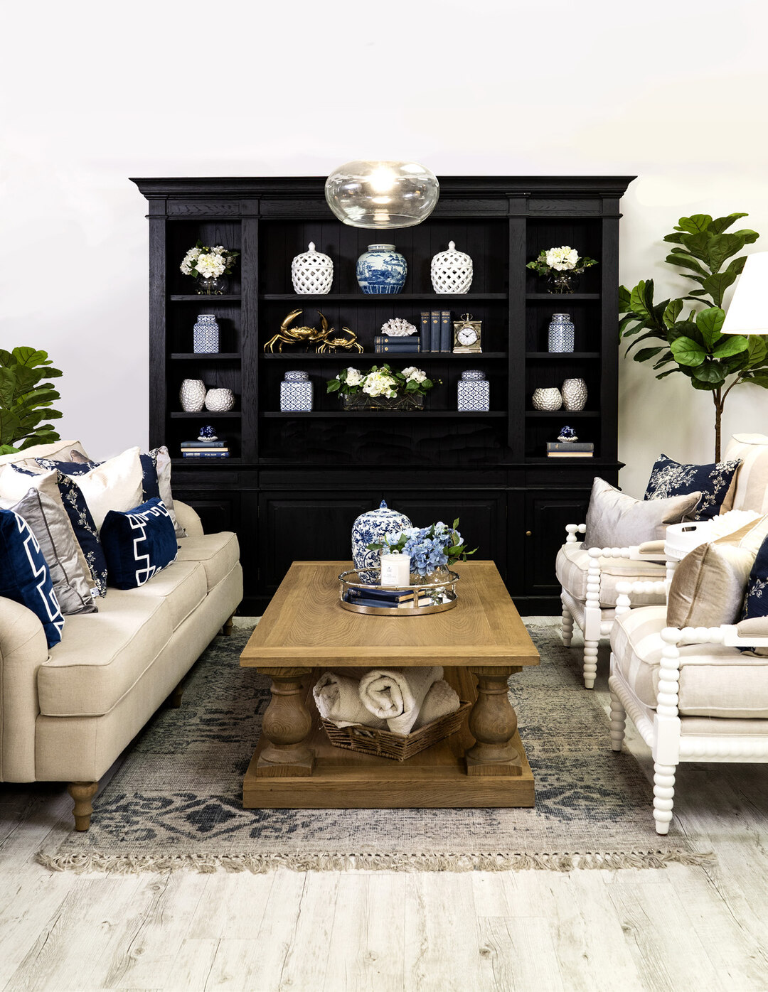 Page 1 of How to create a classic Hamptons home!