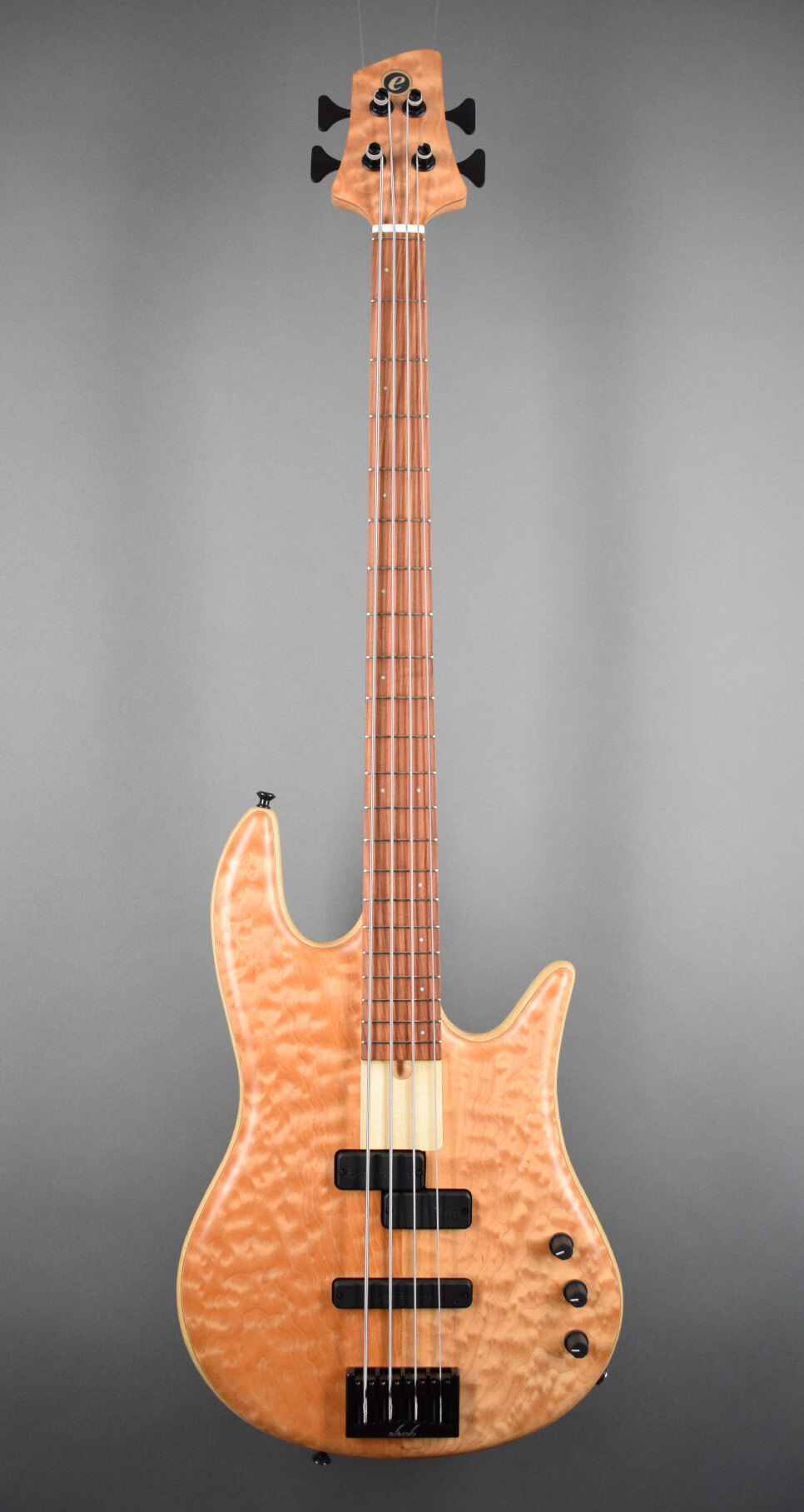 Page 108 of Review: Elrick Gold Series Icon Basses