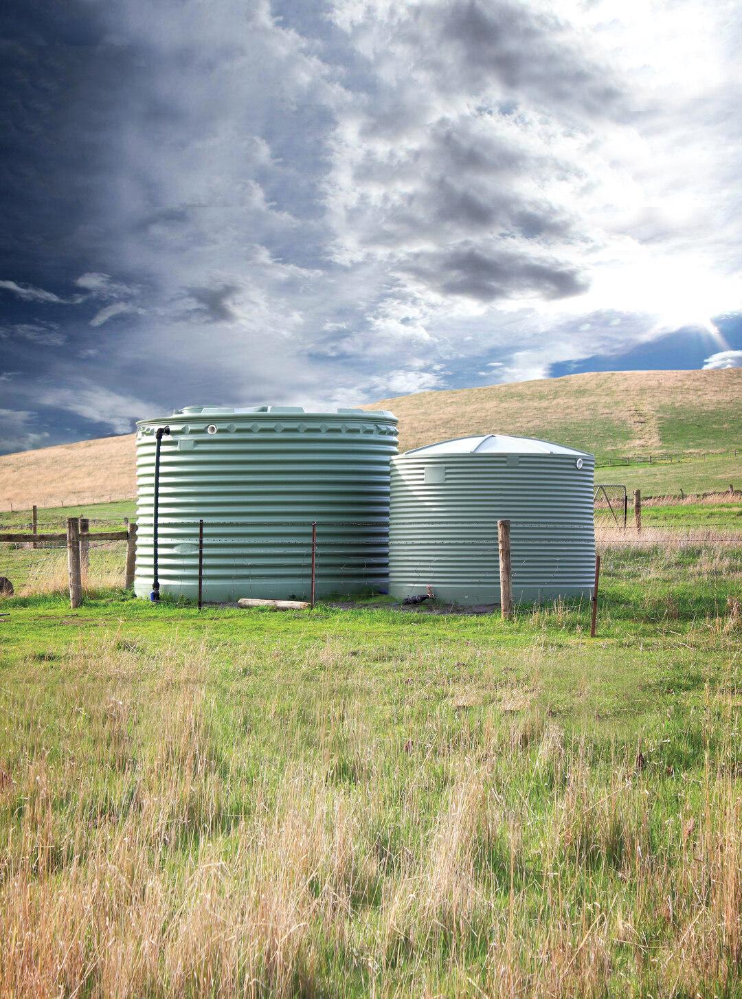 Page 1 of Harvesting rainwater