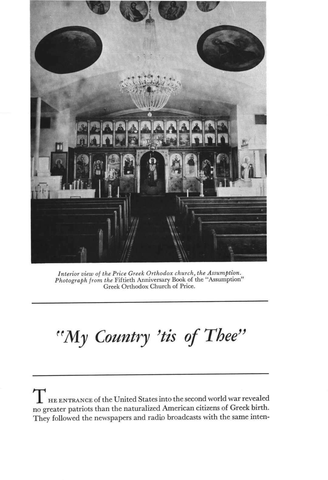 """Page 102 of """"My Country 'tis of Thee"""""""