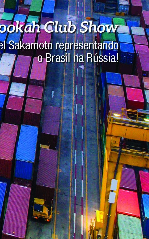 Page 1 of 24ª Edição - Revista Hookah Brasil Experience