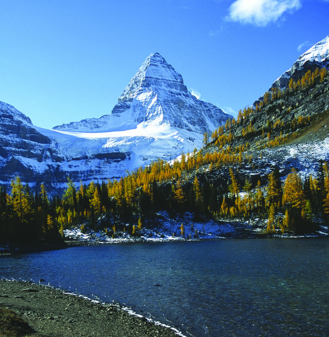 Page 16 of Experience Mount Assiniboine