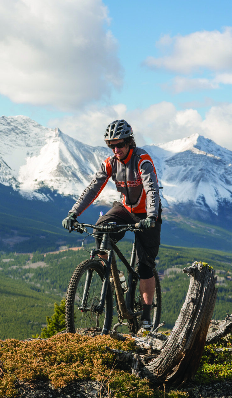 Page 8 of Experience Cycling in the Mountain Parks