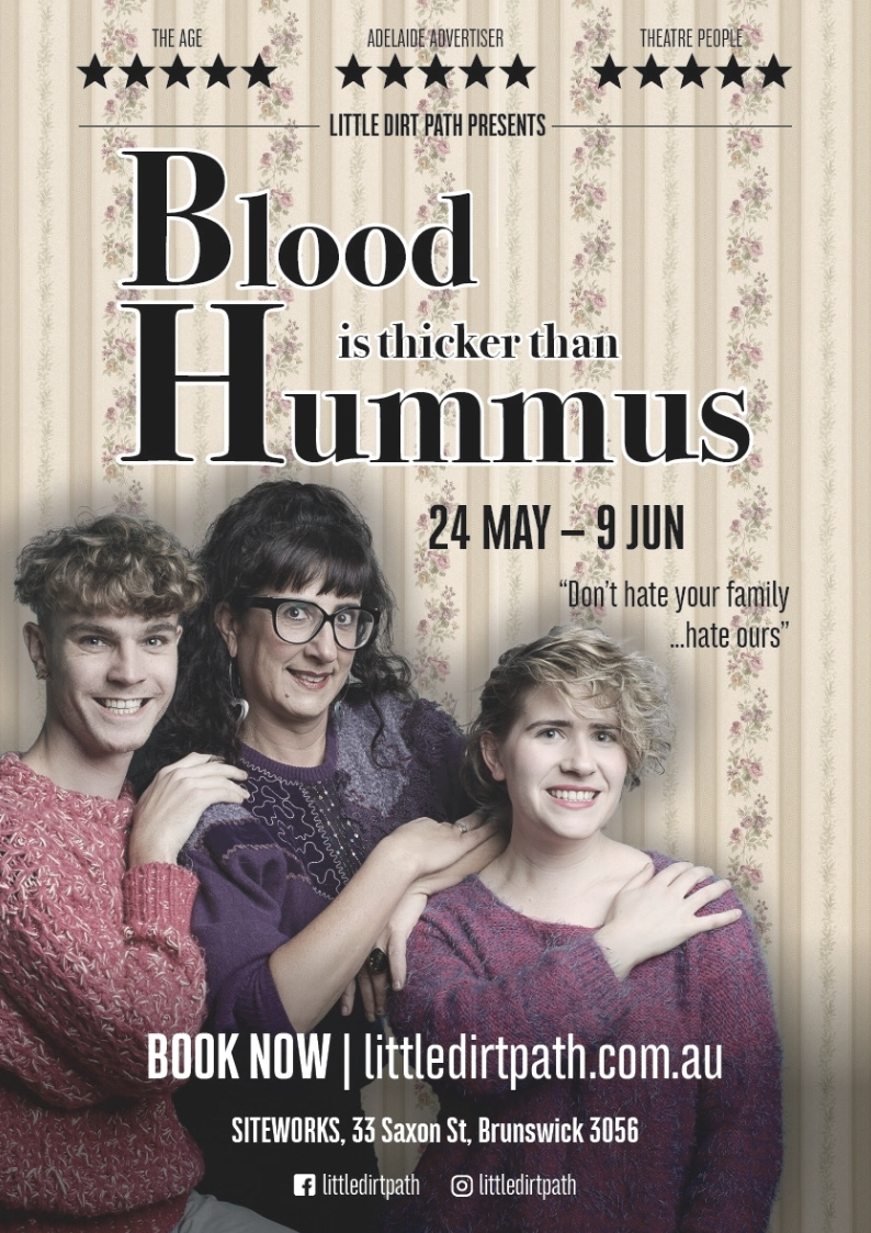 Page 72 of [Theatre] Blood Is Thicker Than Hummus