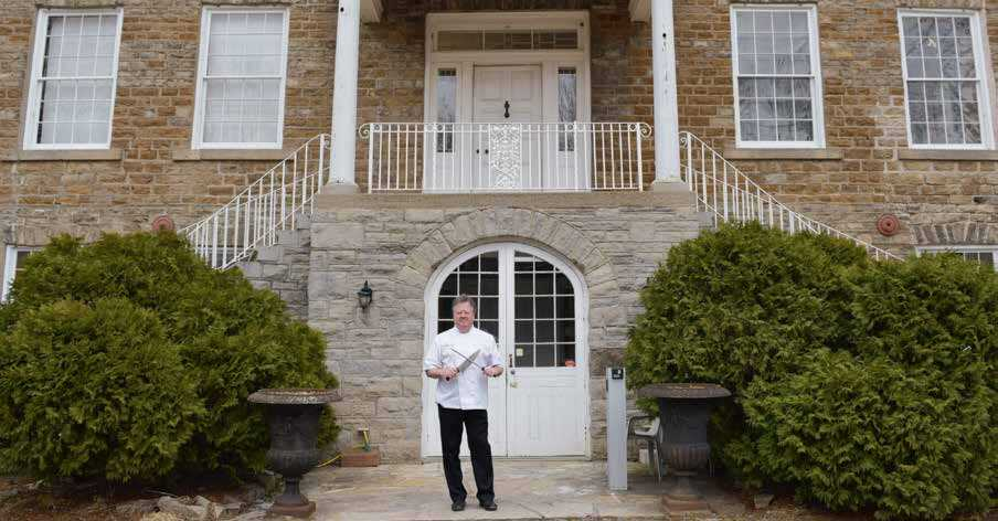 Page 20 of A Chat with Chef Robin Howe Catering at Willowbank