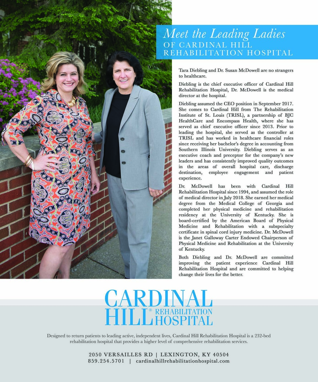 Page 84 of Meet the Leading Ladies of Cardinal Hill