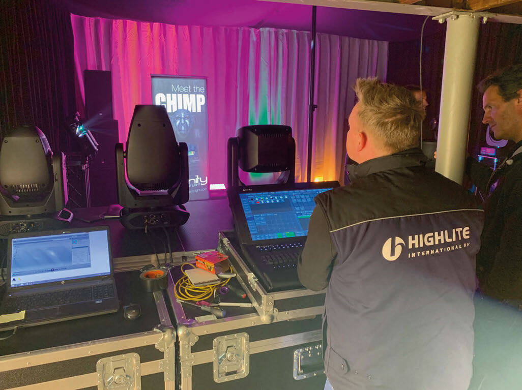 Page 18 of Highlite Group: UK Open Day