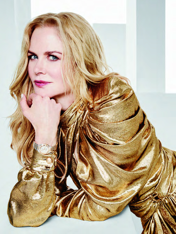 Read story: The Revolutionary Nicole Kidman