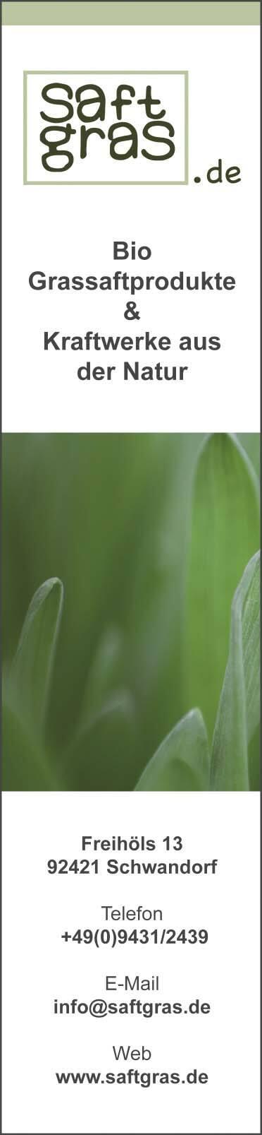 Page 14 of Bio-Grassaftprodukte & Kraftwerke aus der Natur
