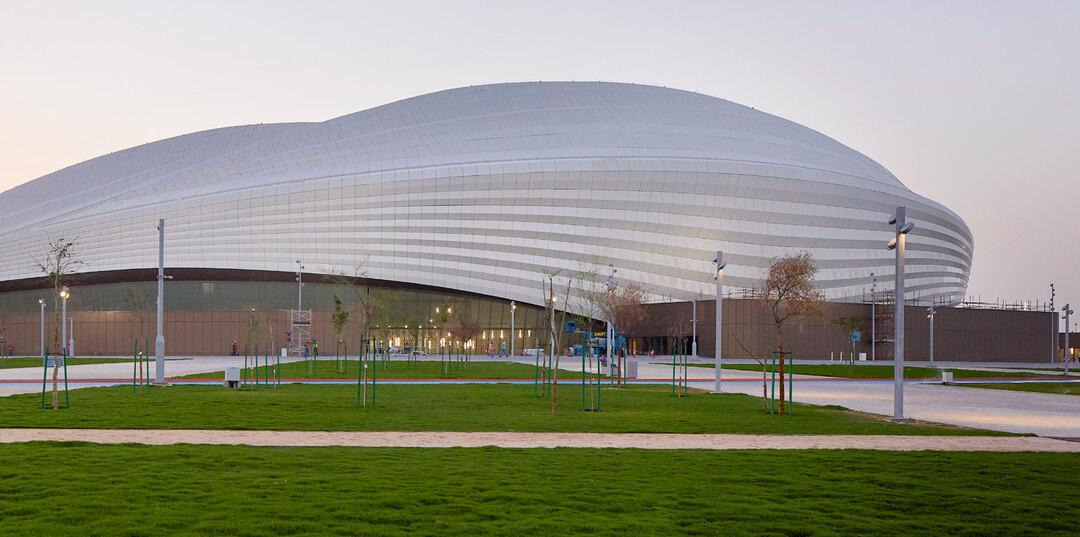 Page 14 of Zaha Hadid's World Cup Stadium