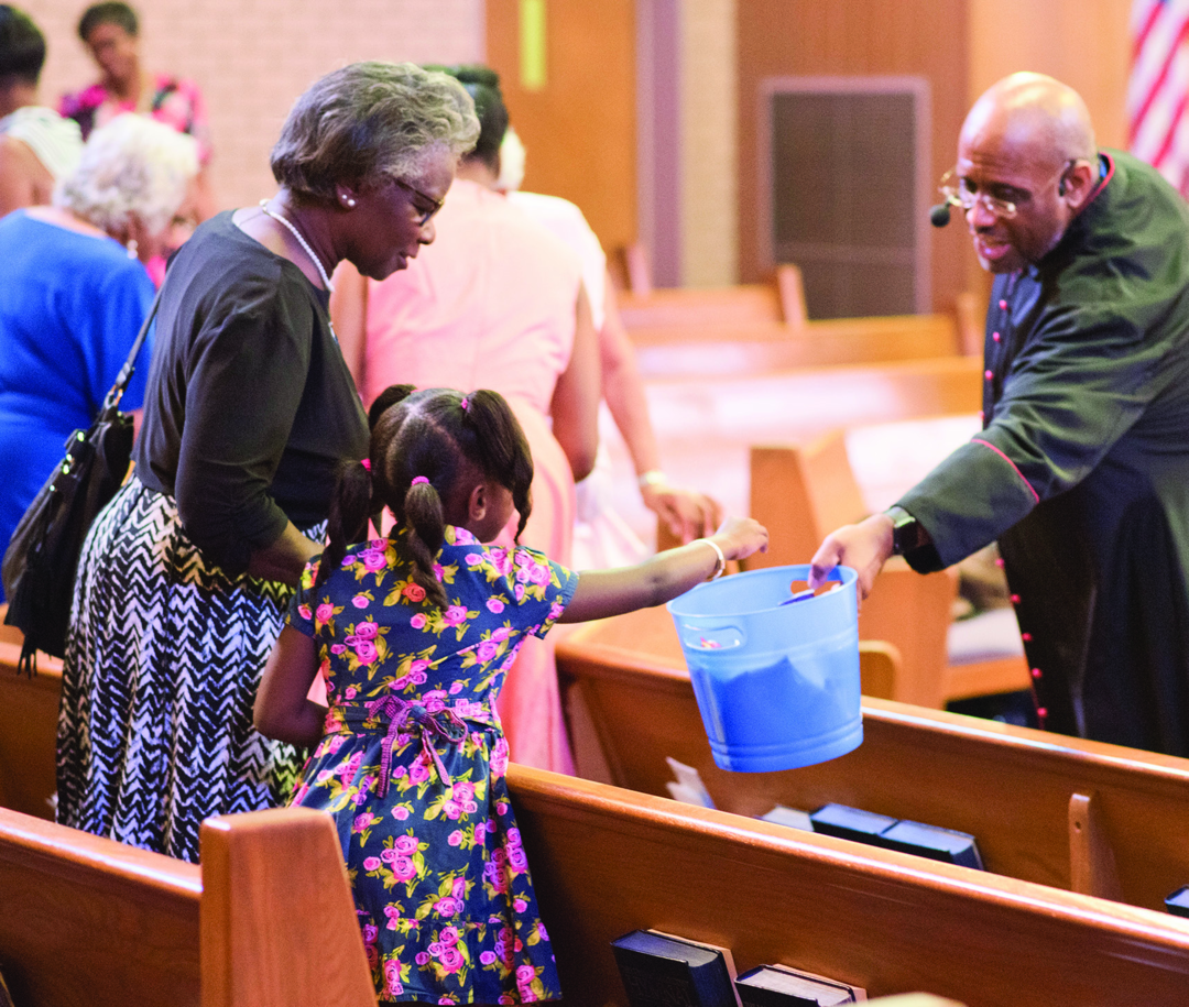 Page 8 of No Strings Attached: Micro-Grants As Incarnational Ministry