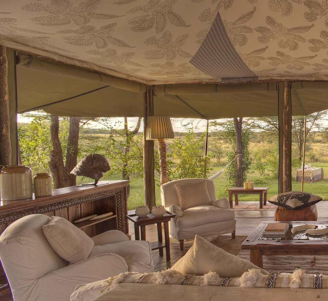 Read story: Richard's River Camp: Masai Mara, Africa