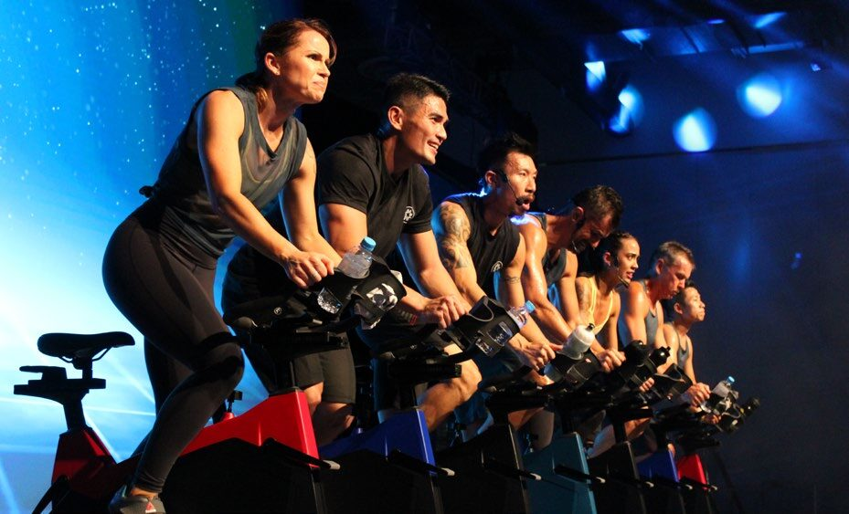 Page 14 of Les Mills LIVE Singapore 2019
