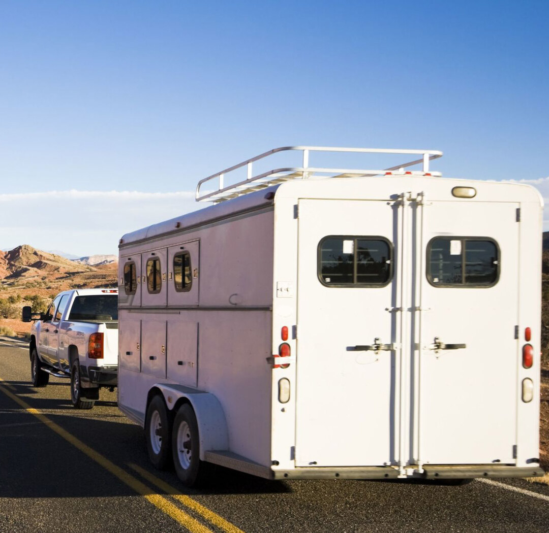 Page 8 of Horse Trailer Safety