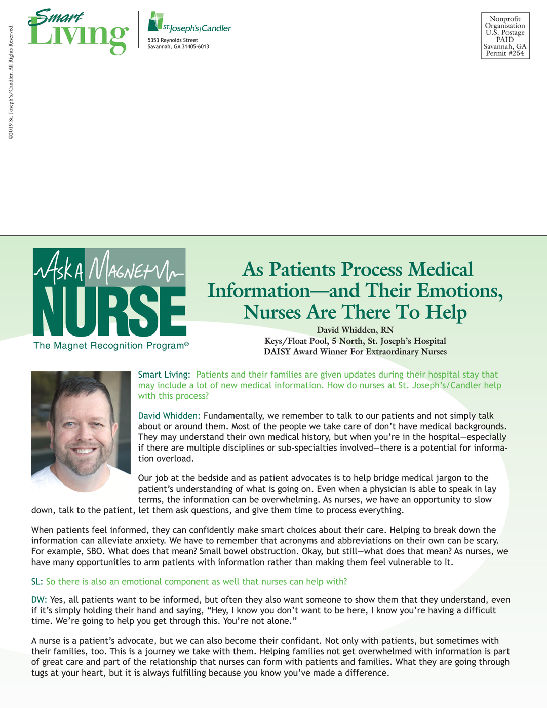 Page 14 of Ask A Magnet Nurse