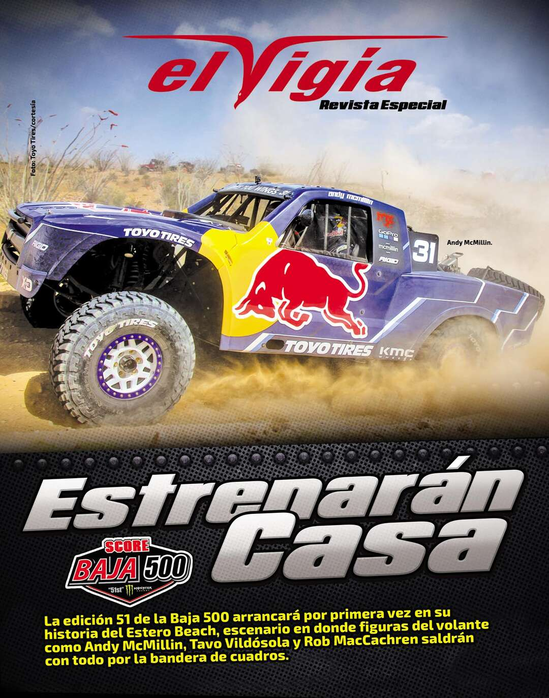 Page 1 of Baja 500 2019