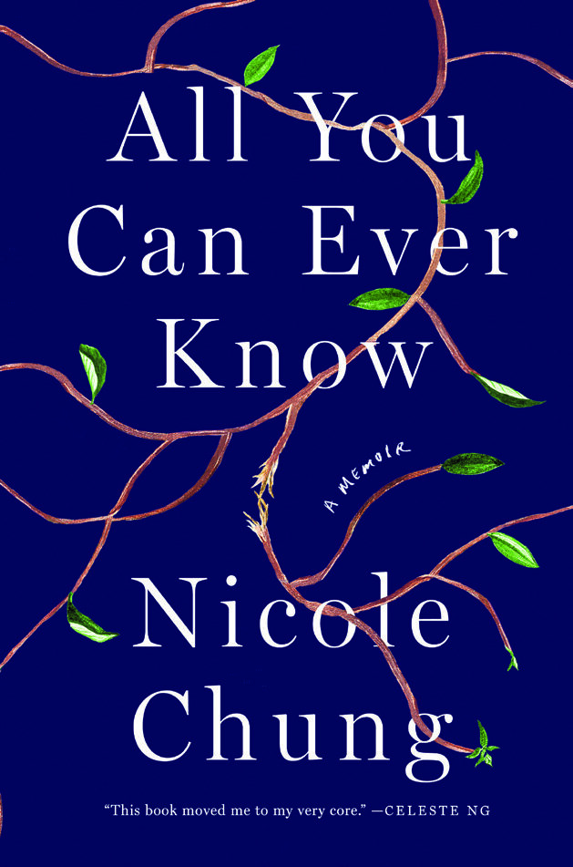 Page 24 of Bookmark: All You Can Ever Know
