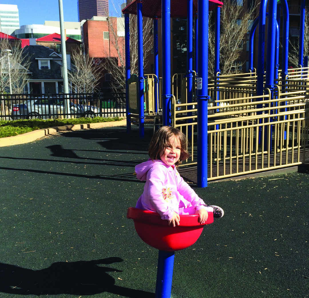 Page 28 of Building Playgrounds with Parks Foundation