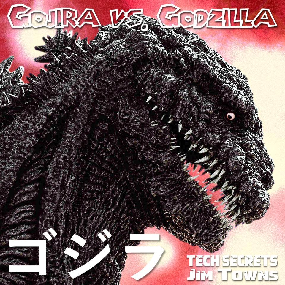 Page 126 of Gojira vs. Godzilla, the Birth of the King of Monsters by Jim Towns