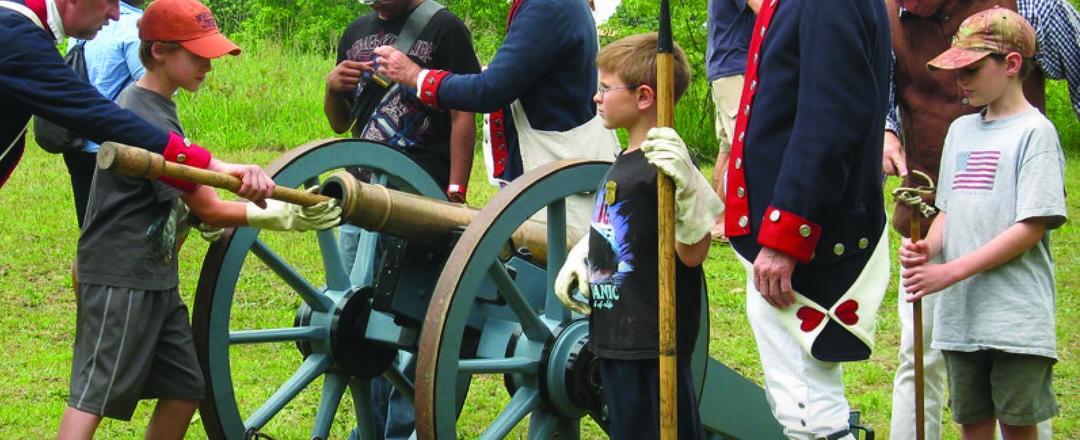 Page 12 of Battlefields Across the Carolinas
