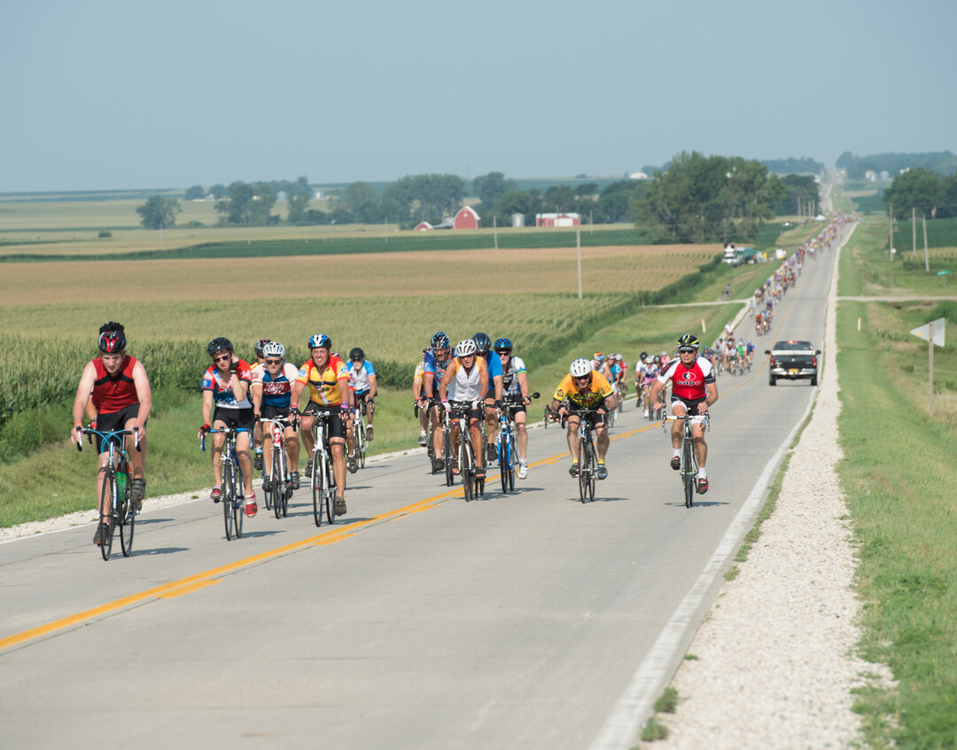 "Page 22 of Tour de Iowa Agriculture: ISA showcasing the ""AG"" in RAGBRAI"