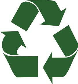 Page 8 of Black Hills Recycling Cheat Sheet