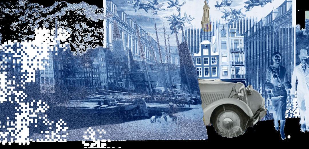 Page 18 of Een reis naar het verleden met Amsterdam Time Machine