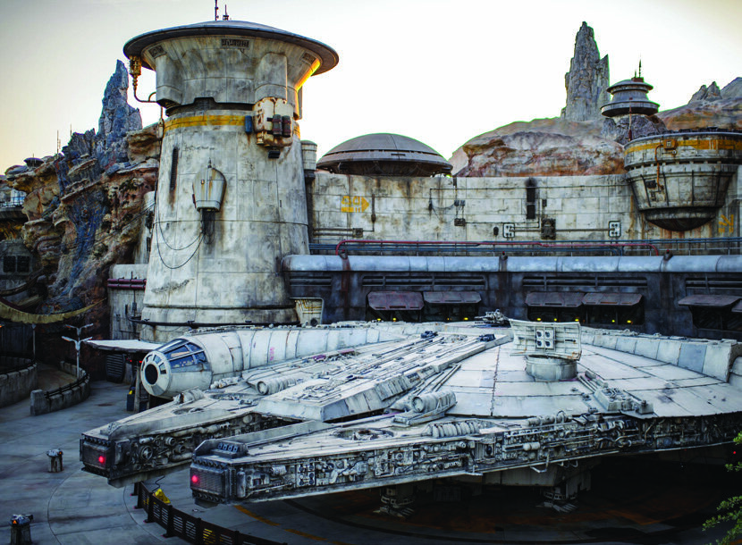 Page 68 of Star Wars: Galaxy's Edge now open
