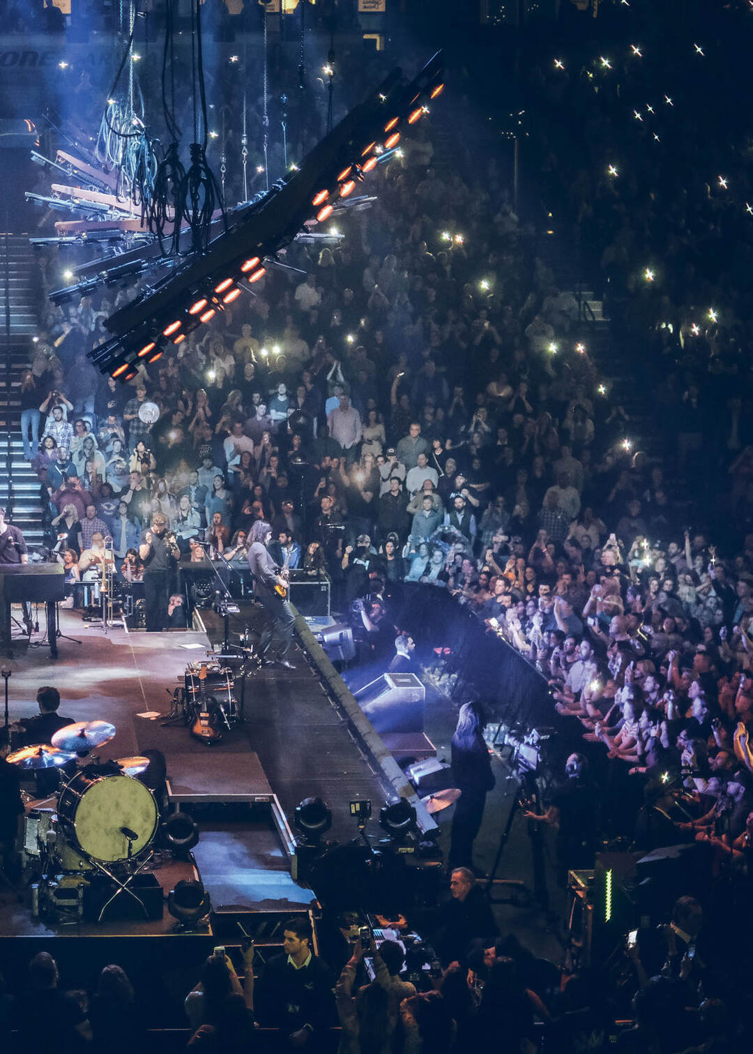 Read story: Mumford & Sons: Delta Tour