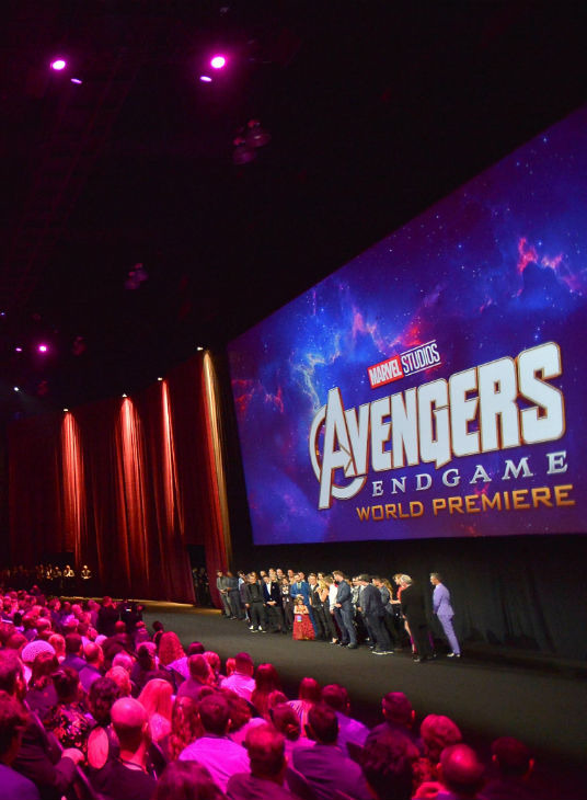 Page 7 of Avengers: Endgame World Premiere