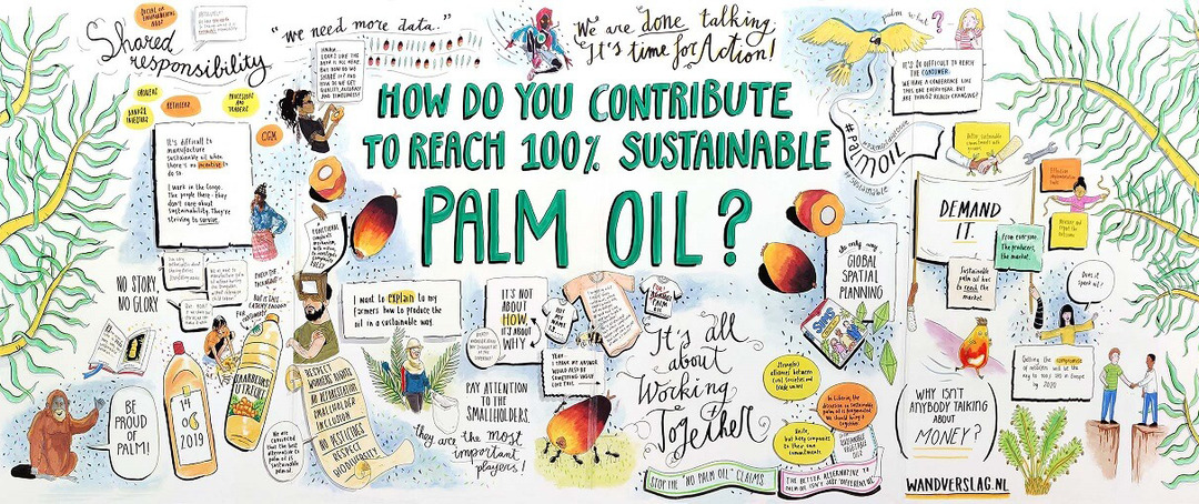 Page 6 of Sustainable Palm Oil Dialogue in Utrecht