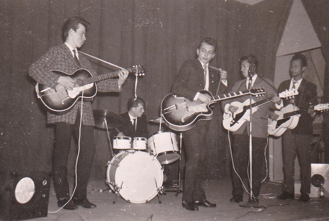 Page 8 of The Boomerangs, indorock & roll uit Hengelo