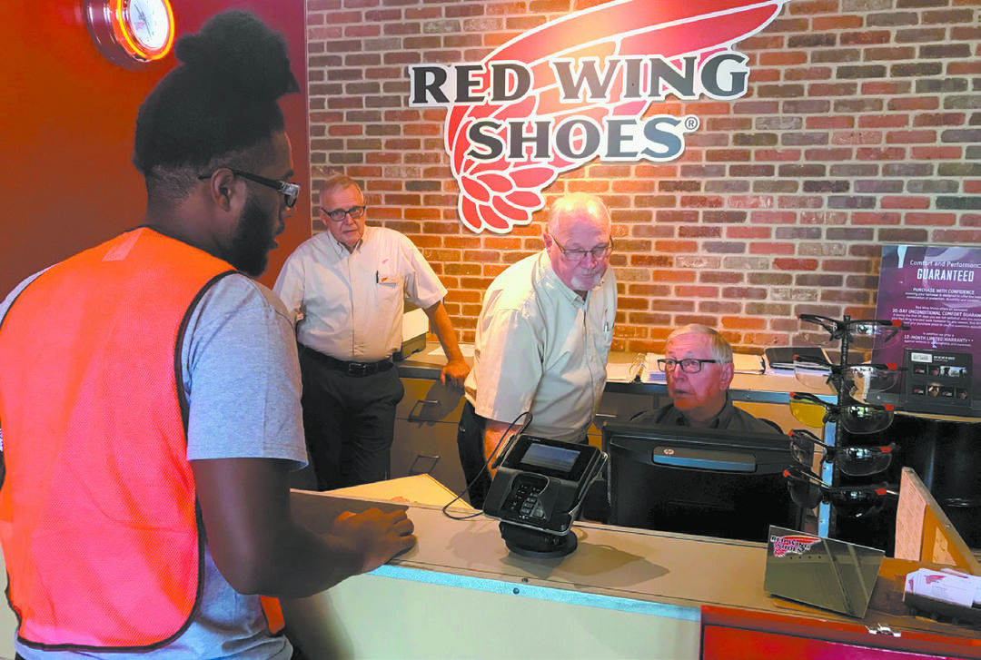 Page 3 of Red Wing Shoes Benefits from Chamber Programs
