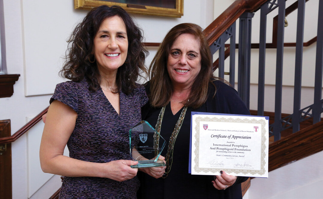 Page 9 of Ellen Levine Receives Harvard Med School Dean's Community Service Award