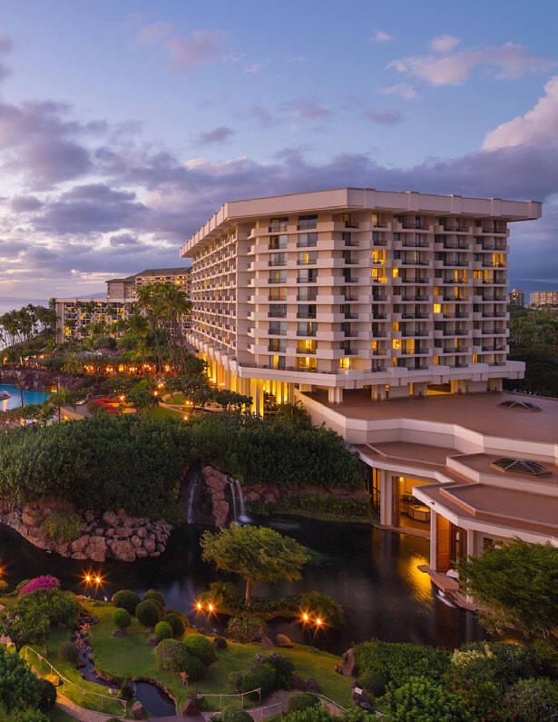 Hyatt Regency Maui Resort & Spa — Kaanapali Beach Resort