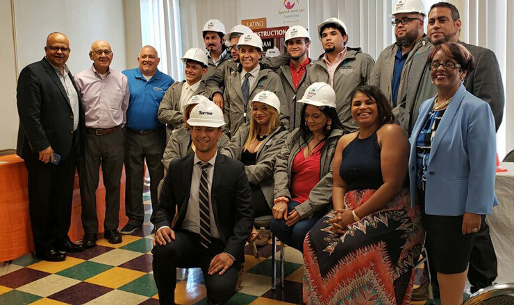 Page 6 of The Cleveland Latino Construction Program