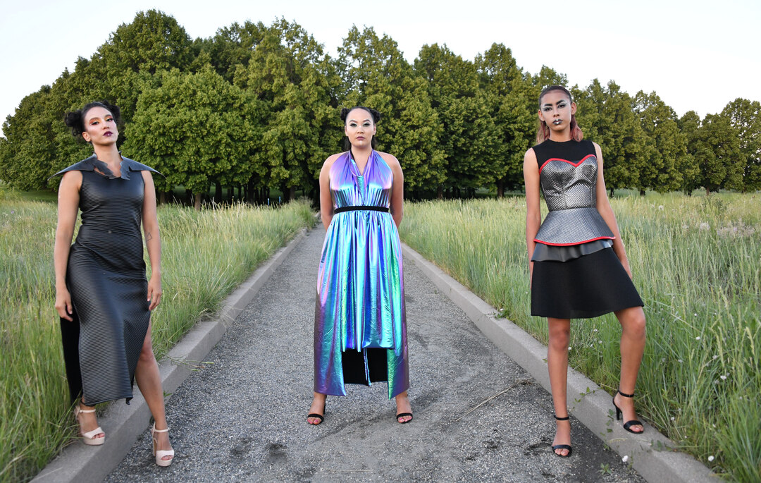 Page 28 of Cover Feature: The Forthcoming Futurism of Indigenous Fashion