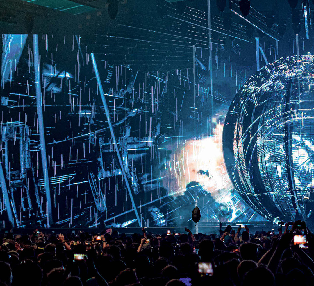 Page 10 of Eric Prydz: EPIC 6.0 Holosphere